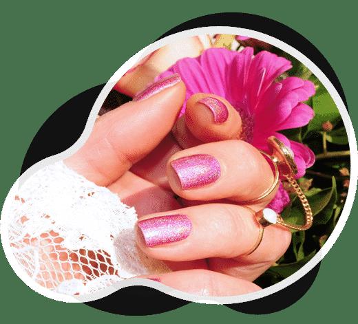 Gellak op de nagels van hand en voet!